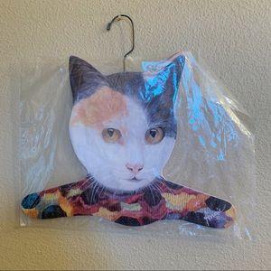 Stupell Annie Rhinehart Vintage Wood Cat Hanger
